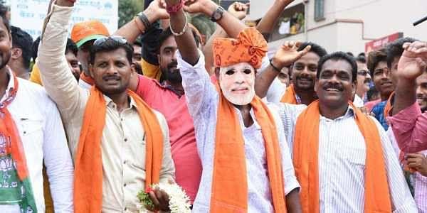BJP_Supporters