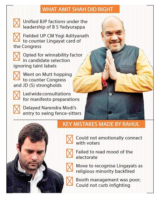 No stopping for BJP's victory chariot: Amit Shah