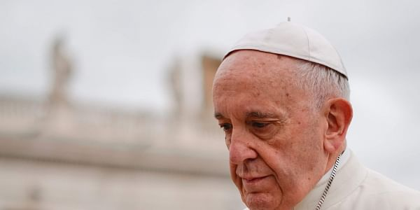 Pope Francis condemns Gaza killings, says Mideast needs justice, peace