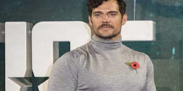 Mission Impossible Fallout: Henry Cavill On His Moustache Drama