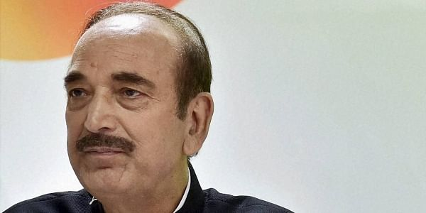 We've Complete Faith in Governor Vajubhai Vala: Ghulam Nabi Azad