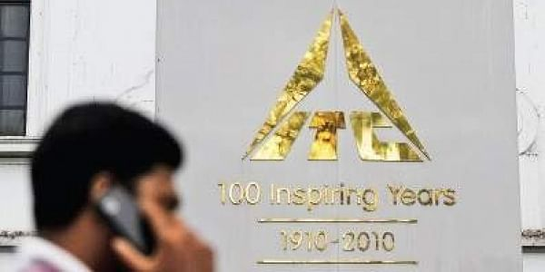 ITC fourth-quarter net profit up 9.8 percent to Rs 2933 crore