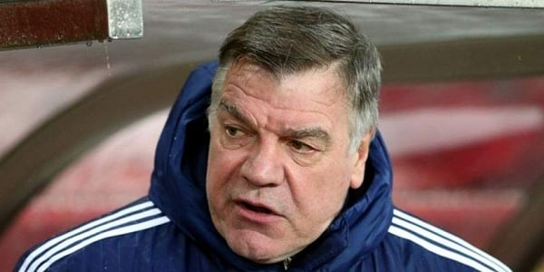 Sam Allardyce sacked as Everton manager after six months in charge