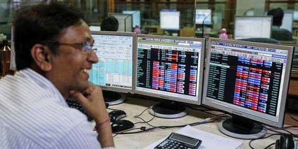 Sensex Falls 100 Points, Nifty Near 10650; Wipro Shares Down 2%