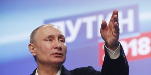 Russia President Vladimir Putin | AP File