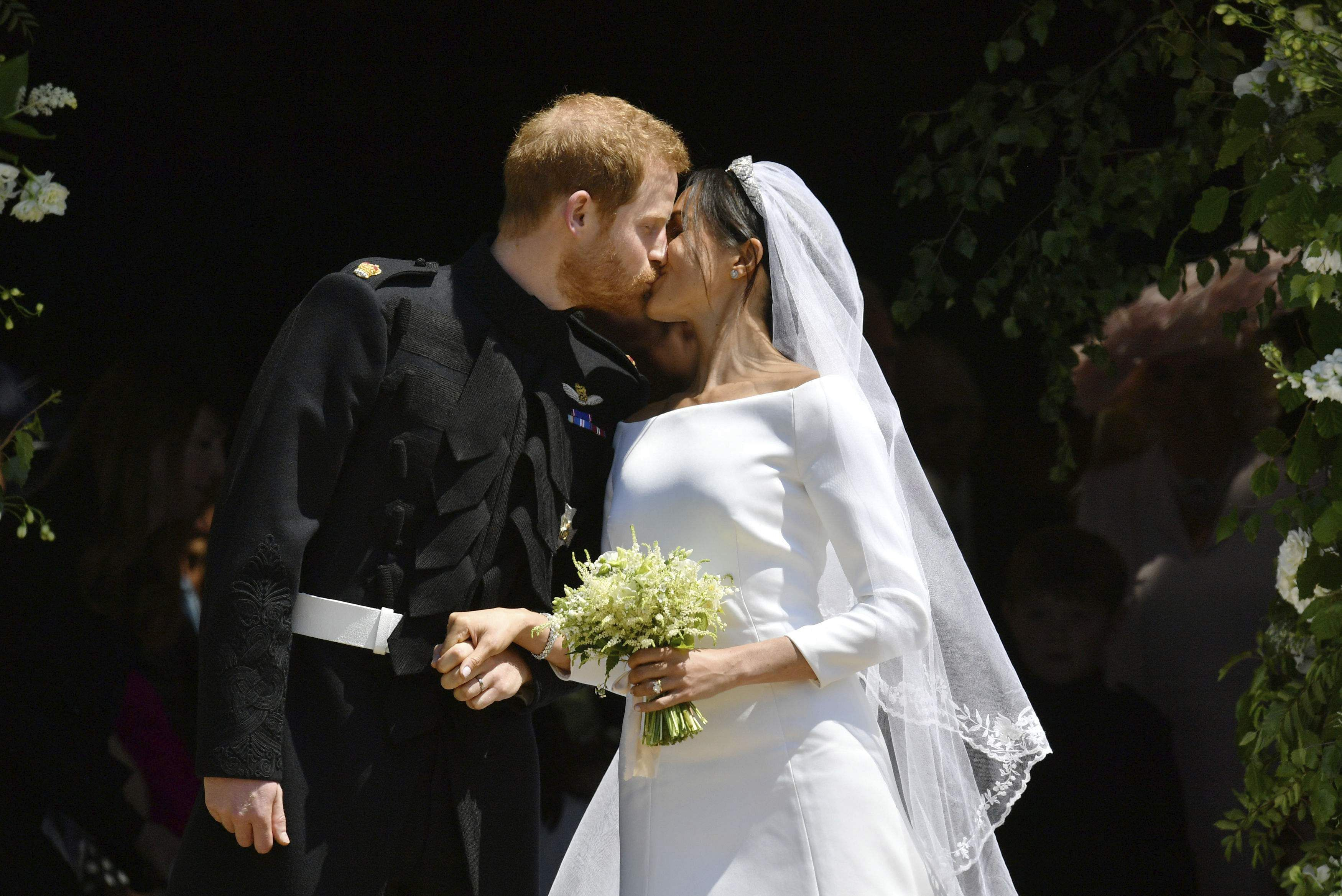 7542e64914eb A look at who attended the royal wedding of Duke and Duchess of ...