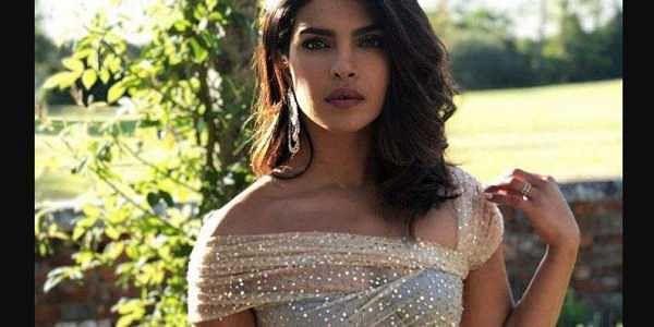 Priyanka Chopra lands in Britain for Royal Wedding, see photos