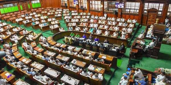 Karnataka ssembly, Vidhanasoudha