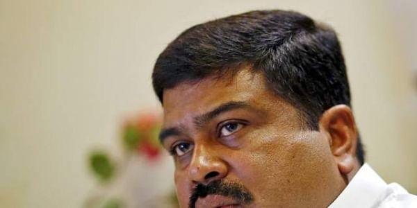 Oil Minister Dharmendra Pradhan. | REUTERS