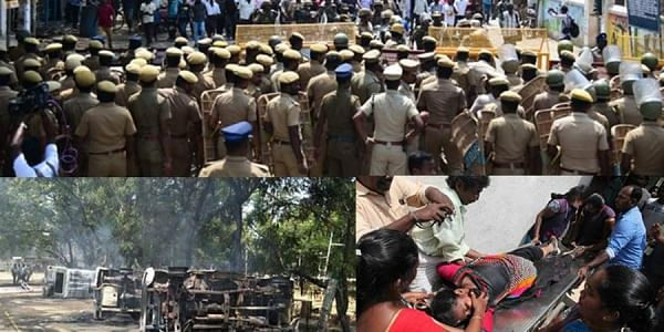 The Sterlite protest in Thoothukudi took a violent turn after local cops opened fire against protestors leading to the death of five protestors