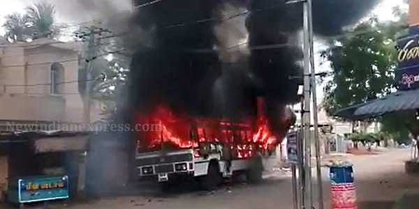 Fresh police firing at Thoothukudi: At least one more person killed