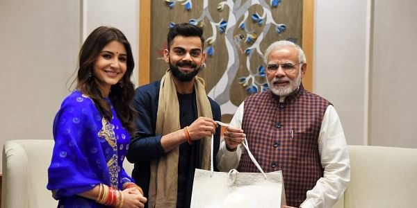 Modi accepts Virat Kohli's 'Fitness Challenge', video to be shared soon