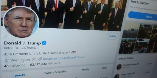 Trump Can T Block Twitter Followers Us Court Says It Is Against Fifth Amendment The New Indian Express