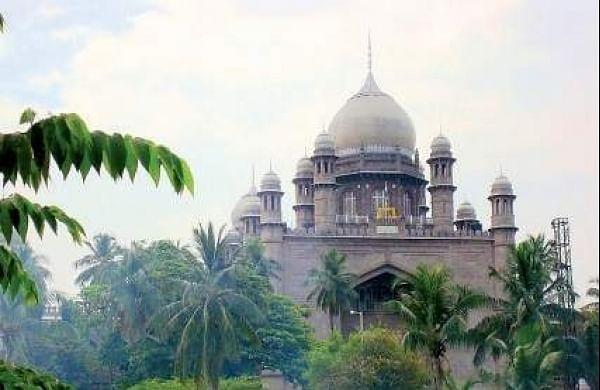 Hyderabad High Court. (File photo)