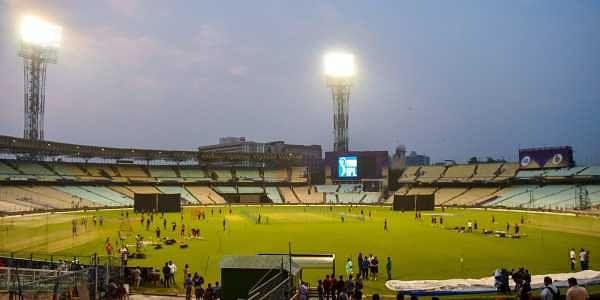 The Kolkata Eden Gardens stadium (File | PTI)