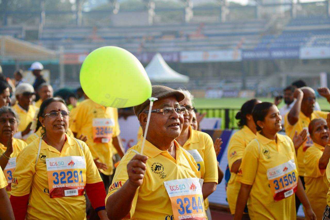 Bengaluru on Sunday saw massive participation for the 10K marathon run in the city.