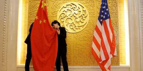 china-Us relations, china economy, china flag, US flag, us tariff