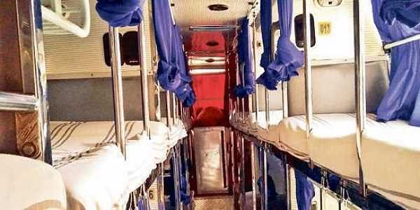 Tamil Nadu Government Permits Registration Of Ac Sleeper Coach Buses