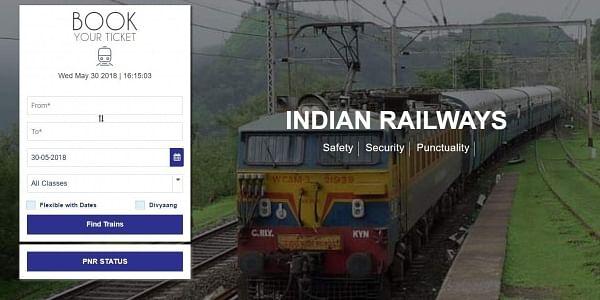 i railway seat availability