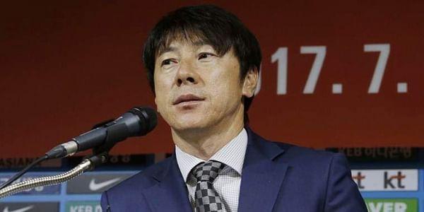 South Korean coach Shin Tae-yong (File | AP)