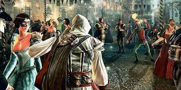 Assassin S Creed Ii Is The Perfect Sequel The New Indian Express