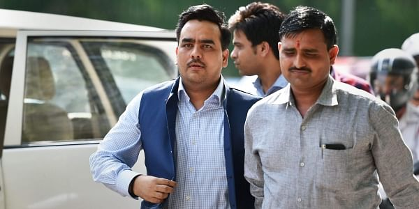 Journalist Upendra Rai held by CBI for alleged cheating and criminal conspiracy