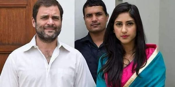 Congress MLA breaks silence on reports of 'marriage' with Rahul Gandhi
