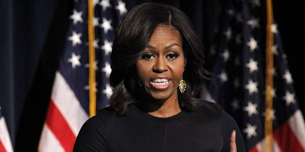 Michelle Obama says she's not running for office