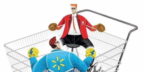 Walmarts beats Amazon but has issues closing the Flipkart deal