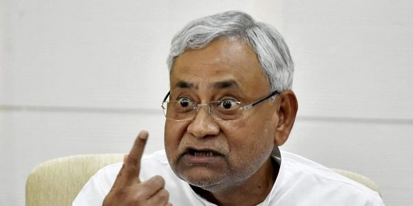 Ahead of RSS chief's three-day tour, opposition attacks Bihar CM Nitish Kumar