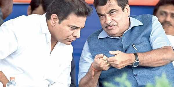 Gadkari lays foundation of 4 National Highway projects