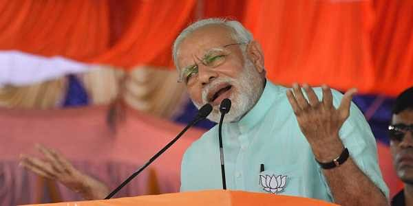 Economist PM led us to economic ruin: PM Modi