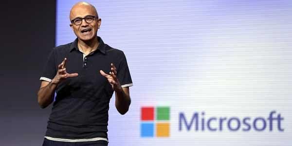 Microsoft hell-bent to protect customers' data: Satya Nadella- The