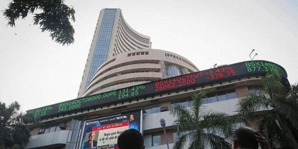 Sensex slips 59 points on Cong-JD(S) alliance buzz in Karnataka
