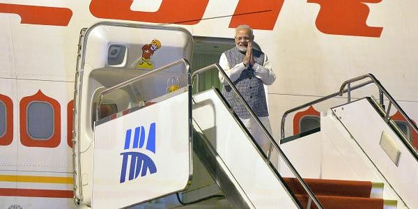 Nepal visit to enhance bilateral ties: Modi
