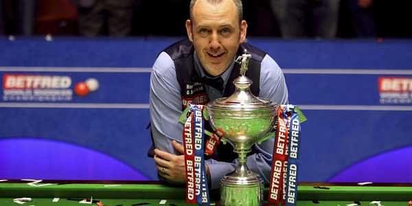 Mark Williams wins third world snooker title