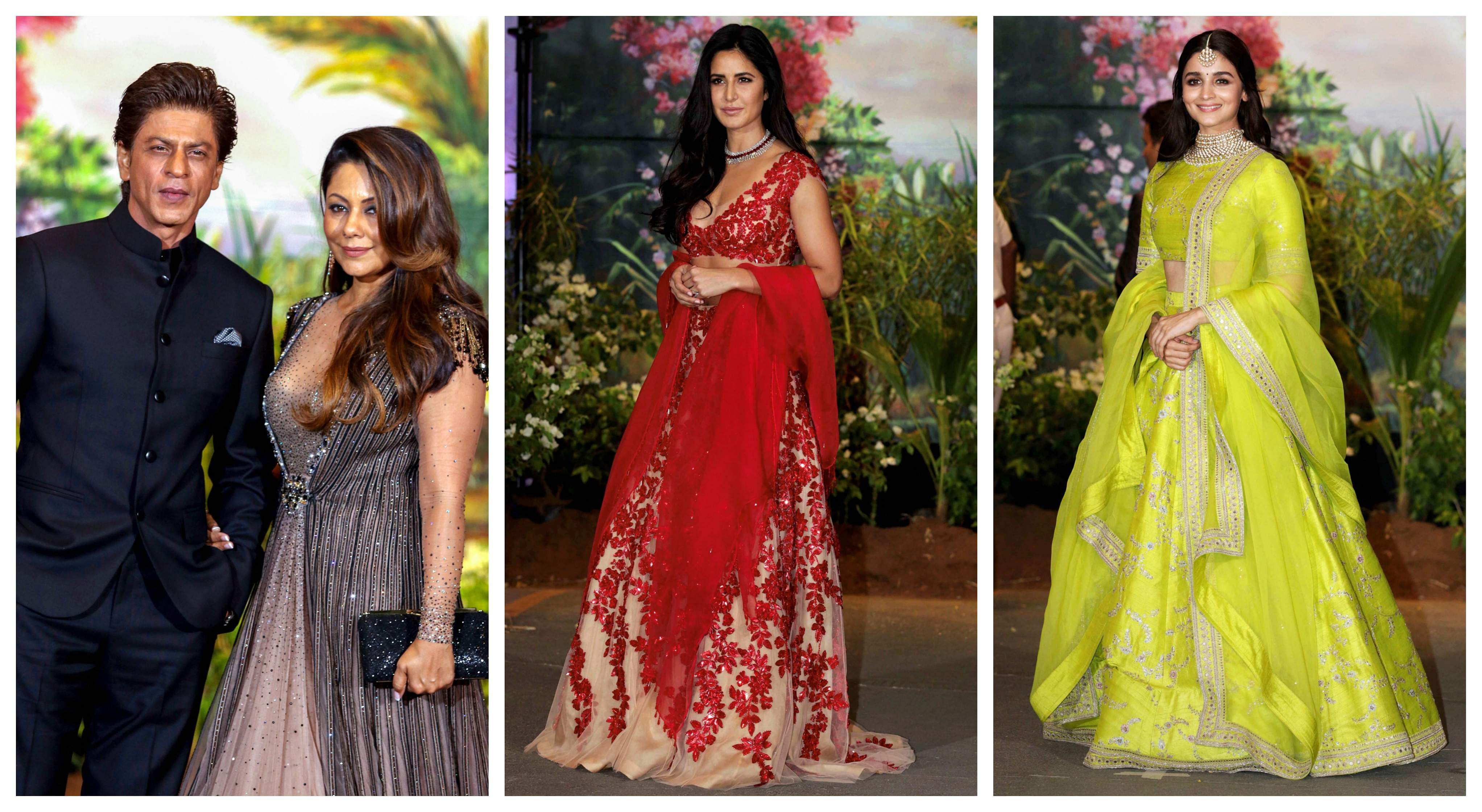 Sonam Kapoor Wedding.Sonam Kapoor S Wedding Reception A Look At What Your