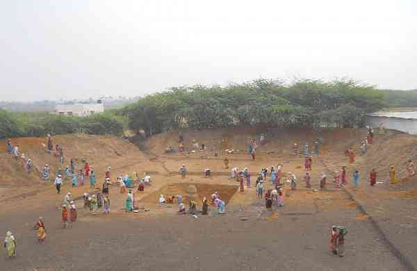 MGNREGA: Chhattisgarh secures second spot in providing jobs during lockdown