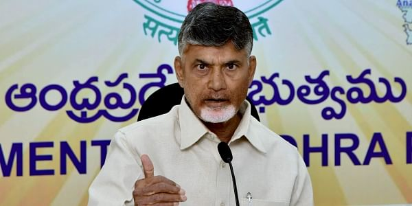 Andhra Pradesh CM Chandrababu Naidu (File photo | EPS)