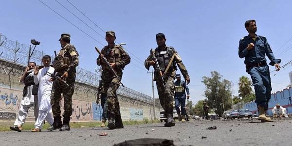 12 dead, 31 wounded in Kabul govt ministry attack