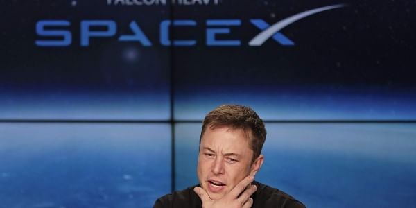 Tesla's Next Roadster Will Feature Actual SpaceX Rocket Thrusters-Elon Musk