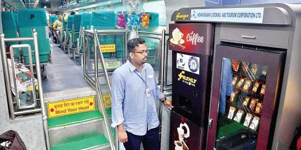Uday Express From Bengaluru To Coimbatore Is A Treat For