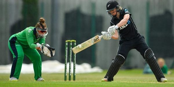 New Zealand women pile up 400 runs against Ireland for second time