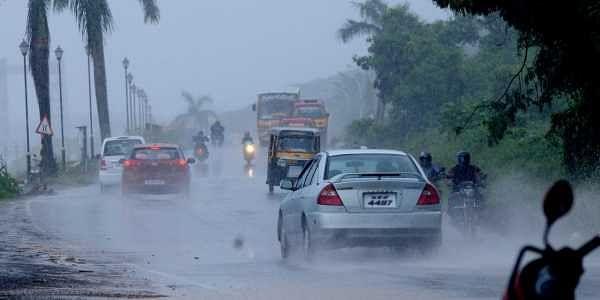 Torrential Rains in Karnataka crippled Normal Life