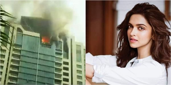 Fire in Mumbai's Beaumonde Towers which houses Deepika ...