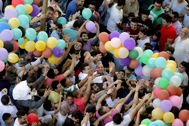 Egypt eid 2018