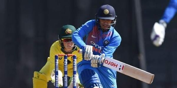 Indian cricketer Smriti Mandhana | File AFP