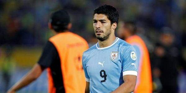 Uruguay v Saudi Arabia: Centurion Suarez seeks World Cup