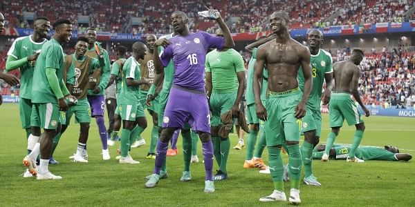 African Nation Win the FIFA World Cup