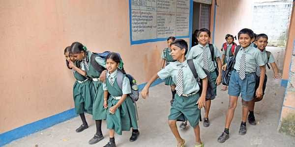 Andhra Pradesh government decides to form panels to regulate fees as schools  reopen- The New Indian Express
